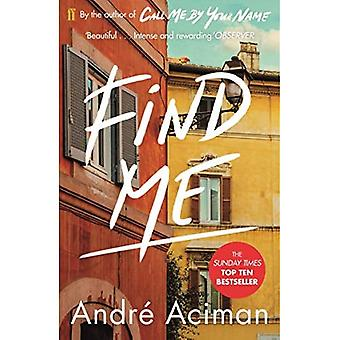 Find Me: A TOP TEN SUNDAY� TIMES BESTSELLER
