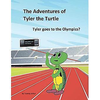 Gaat Tyler naar de Olympische Spelen?