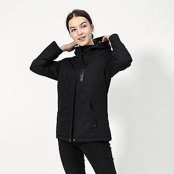 Charge usb, veste chauffante Smart Waterproof Warm Couple Jacket Riding Ski