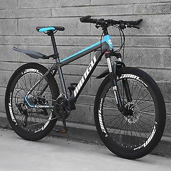 Mountain Bike 21/24/27/30 Speed Cross Country Bicycle Student Bmx Road Racing