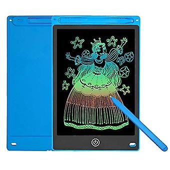 "Aquarius 10"" LCD Color Screen Digital Writing & Drawing Tablet, Azul"