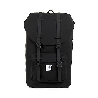 Herschel Little America Backpack Black Black