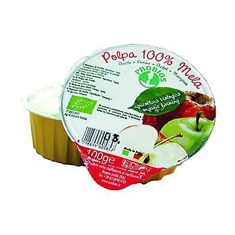 Apple pulp 100 g