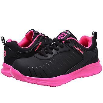 Erkek Çelik Ayak Güvenliği İş Ayakkabıları, Hafif, Nefes Alabilir, Anti-smashing,