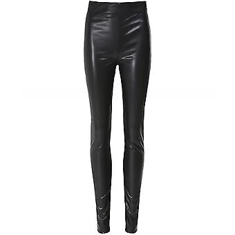 Rag and Bone Nina Faux Leather Skinny Trousers