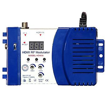 Hdm68 Modulator Digital Rf Hdmi Modulator Av To Rf Converter Vhf Uhf Pal/ntsc