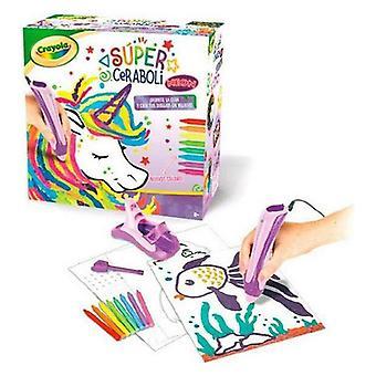 Juego de artesanía unicornio pluma Crayola