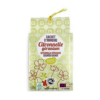 Citronella-Geranium Scented Sachet 1 unit