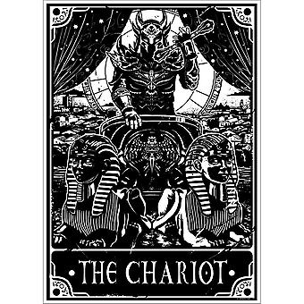 Deadly Tarot The Chariot Poster