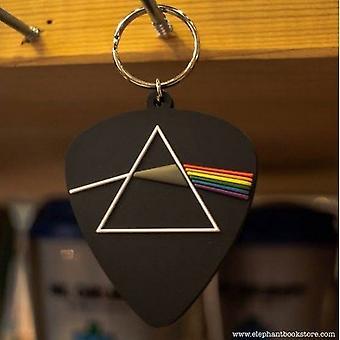Pink Floyd Darkside Of The Moon Plectrum Keyring