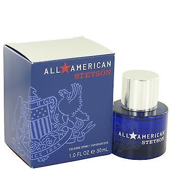 Stetson All American Coty Köln Spray 1 oz/30 ml (miehet)