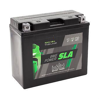 intAct YT12B-4 / 51201 Sealed Activated SLA Bike-Power Battery