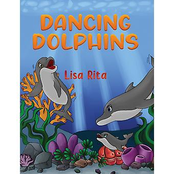 Dancing Dolphins by Lisa Rita