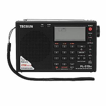 Tecsun PL-310ET كامل النطاق الرقمي الكاسح FM AM SW LW ستيريو استقبال الراديو