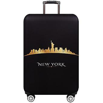 Thicken Luggage Protective Cover, Trolley Baggage Elastic Protection Suitcase
