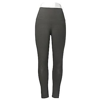 Vrouwen met controle legging Reg buik controle geen zijnaad grijs A366538