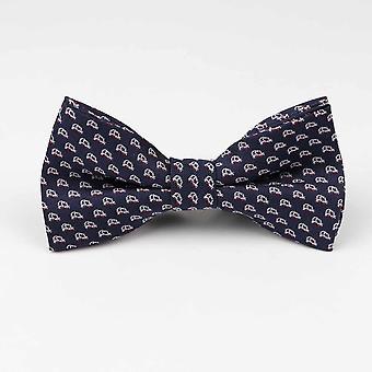 Children Man Fashion Polyester Bow Tie Kid Classical Bowties Umbrella Car Fish