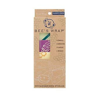 Beeswax Wrapping Paper (Variety pack) 7 units