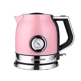 Elektrische Wasserkocher Edelstahl, Küche Smart Whistle, Samovar Teekanne mit