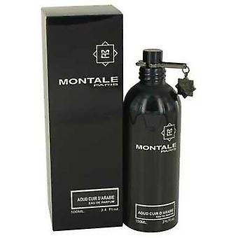 Montale Aoud Cuir D'arabie Von Montale Eau De Parfum Spray (unisex) 3.4 Oz (Frauen) V728-536041