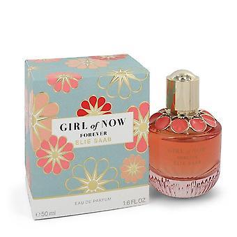Girl Of Now Forever Eau De Parfum Spray By Elie Saab 1.7 oz Eau De Parfum Spray