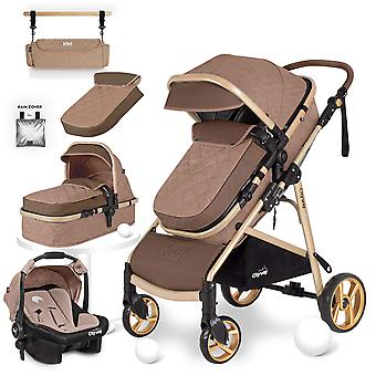 Baby Stroller, Carry Cot, Carrying Seat, Nursing Bag, Raincoat