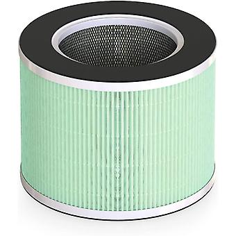 RENPHO True HEPA H13 Air Purifiers Filter, Replacement Filter for RP-AP088W / RP-AP088B, 5-stage
