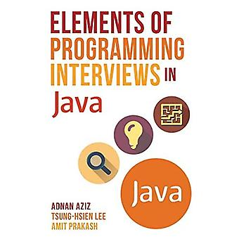 Éléments des entrevues de programmation à Java : The Insiders' Guide