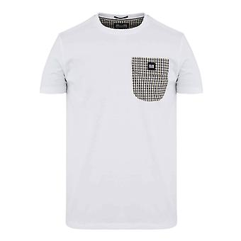 Weekend Offender 2112 Luck Bay Check Pocket Half Sleeve T-shirt