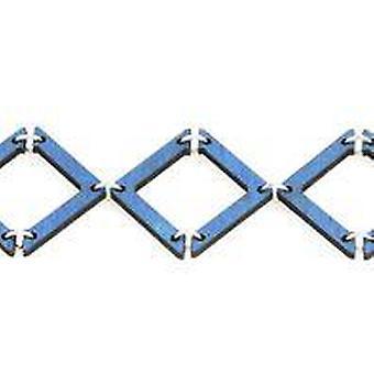 Half Triangle Bracelet 7505d