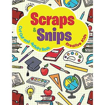 Scraps & Snips Cut Out and Activity Book by Kreative Kids - 97816