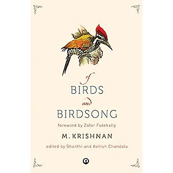 Of Birds and Birdsong by M. Krishnan - 9789382277644 Book