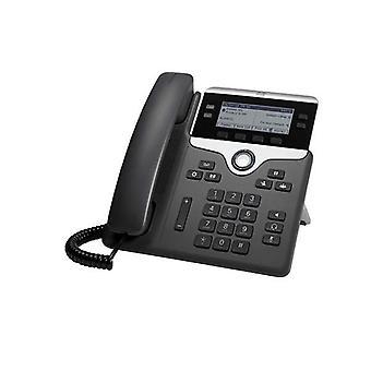 Cisco Ip Phone 7841 monilevyisen puhelimen laiteohjelmistolla