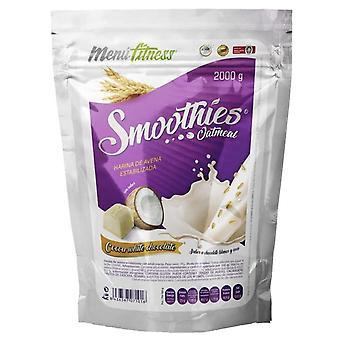 Menú Fitness Oat Smoothie Biała czekolada 1 kg