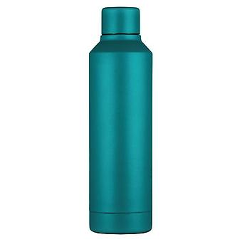ecoffee 500ml Reusable Eco Water Bottle Travel Vacuum Flask For Hot/Cold Drinks