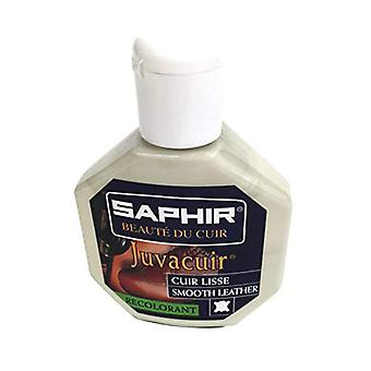 Saphir Beaute du Cuir Juvacuir Smooth Leather Recolorant and Renovator 75ml-Natural