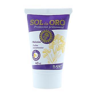 Gyllene solkräm 40 ml grädde