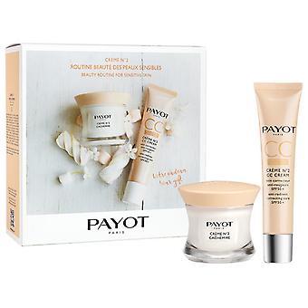 Payot Cream n,2 Cashmere 50ml + Cream n,2 Cc cream 40ml