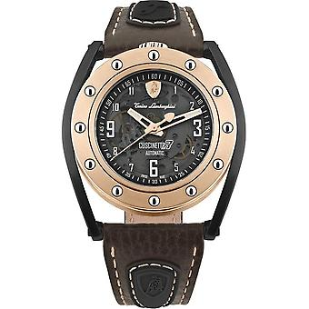 Tonino Lamborghini - wristwatch - men - Cuscinetto R - rose gold - TLF-T02-5