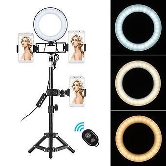 6 Pouces Desktop Mini LED Ring Light