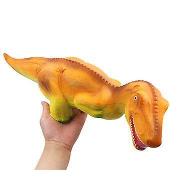 Oversized dinosaurus Squishy Langzame rebound Decompressie vent speelgoed voor kinderen, volwassene