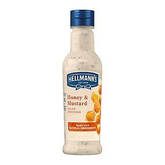 Hellmann's Caser, Honing Mosterd & Originele Salade Dressing, 2ofEach Fles, 210ml