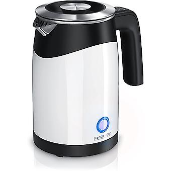 DZK - 0.5l Stainless Steel Water Kettle with Temperature Control Double Walled Design - 0.5l Water