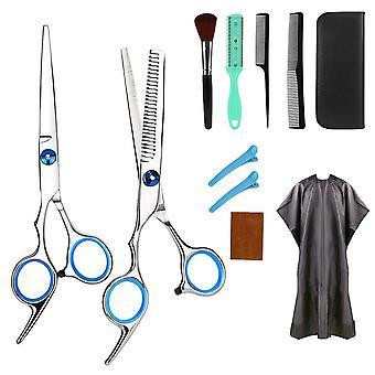 FengChun Haarschere, Profi Haarschere Sets, Edelstahl Friseurscheren Friseurscheren aus Edelstahl