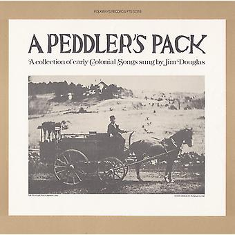 Jim Douglas - Peddler's Pack: A Collection of Early Colonial Son [CD] USA import