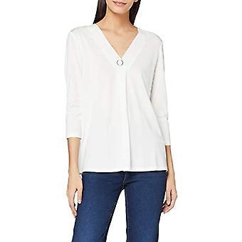 ESPRIT Collection 110EO1K306 T-Shirt, White (110), L Woman