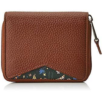 piero guidi 201273089, Women's Wallet, Brown (Leather), 11x9x2 cm (W x H x L)
