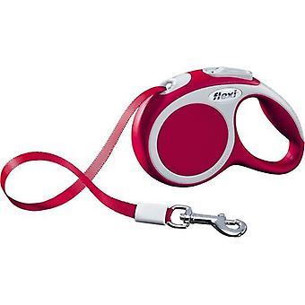 Flexi Vario Cinta Roja (Perros , Collares, correas y arneses , Correas)