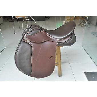 Full Genuine Leather Horse Riding Saddle