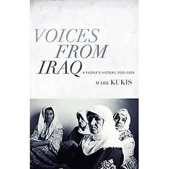 Voices from Iraq by Mark Kukis